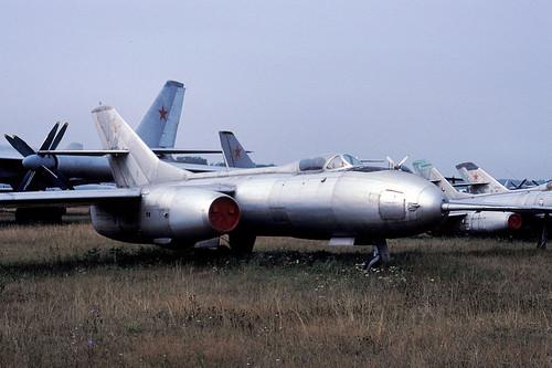unmarked Yak-28