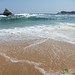 Waves and High Tide - Mazunte Beach, Mexico