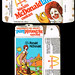 Canada - McDonald's - McDonaldland Cookies - Biscuits - box - Ronald McDonald trading card - Early 1980's by JasonLiebig