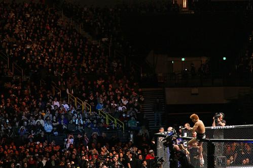 UFC JAPAN 五味隆典