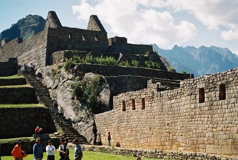 Machu Picchu 1 - 21