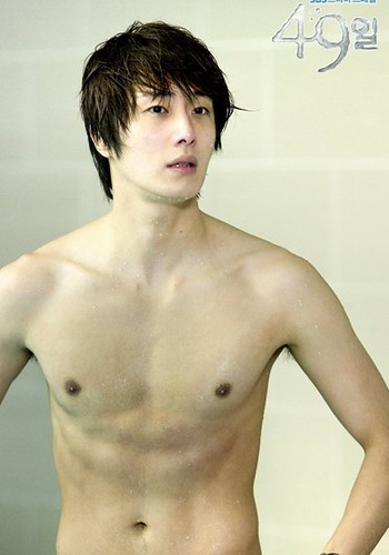 Jung Il Woo / Schedular Sexy Six Packs