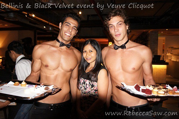 Bellinis & Black Velvet event by Veuve Clicquot-009