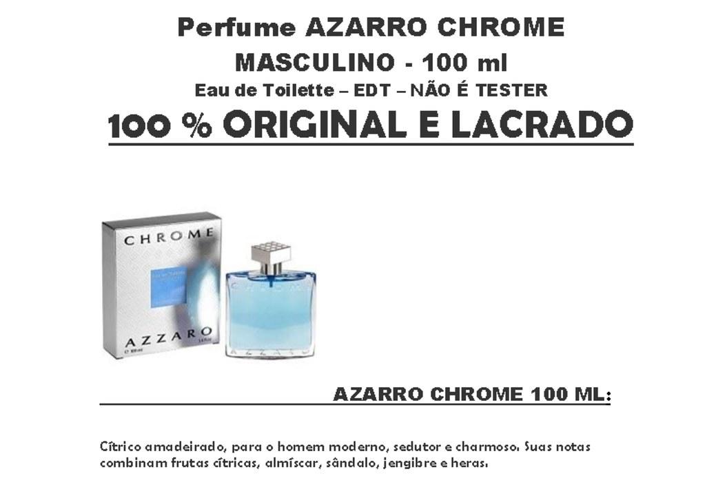 POS COREL - AZARRO CHROME - DESCRICAO