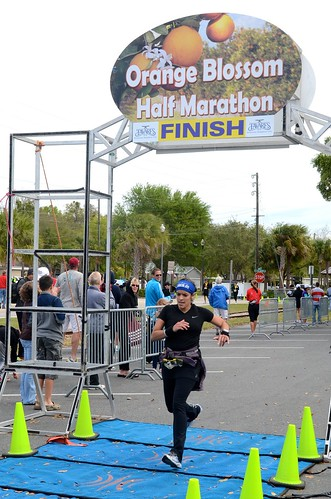 Orange Blossom Half Marathon