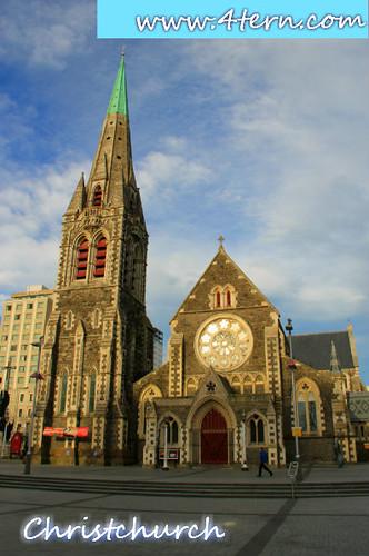 基督城大教堂毁灭前要做的三件事