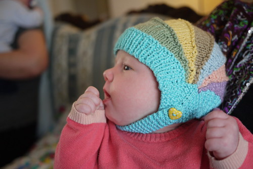 Newborn Aviatrix Hat