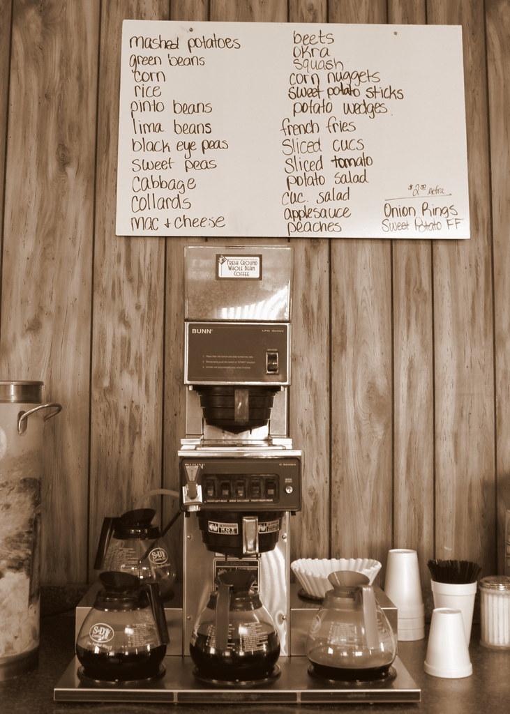 Wayside Restaurant Aurora Nc