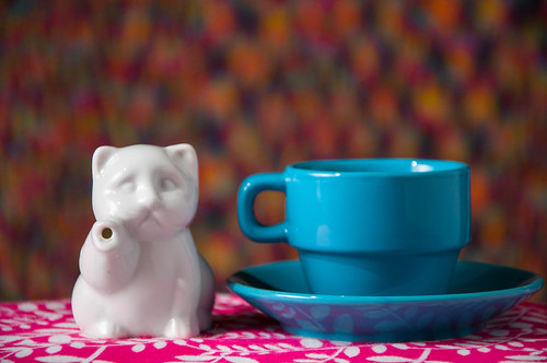 Day - 68 Coffee & Cream