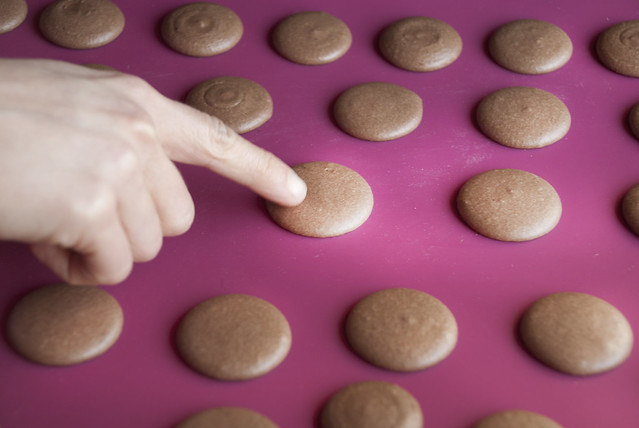 elaboracion macarons 17