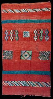 tapis d'Ouled Bou Sbâa