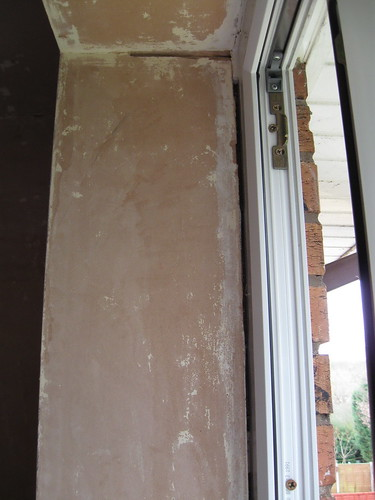 Filling Internal Gap Between Upvc Window And Plaster