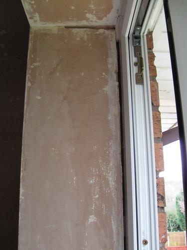 Filling Internal Gap Between Upvc Window And Plaster