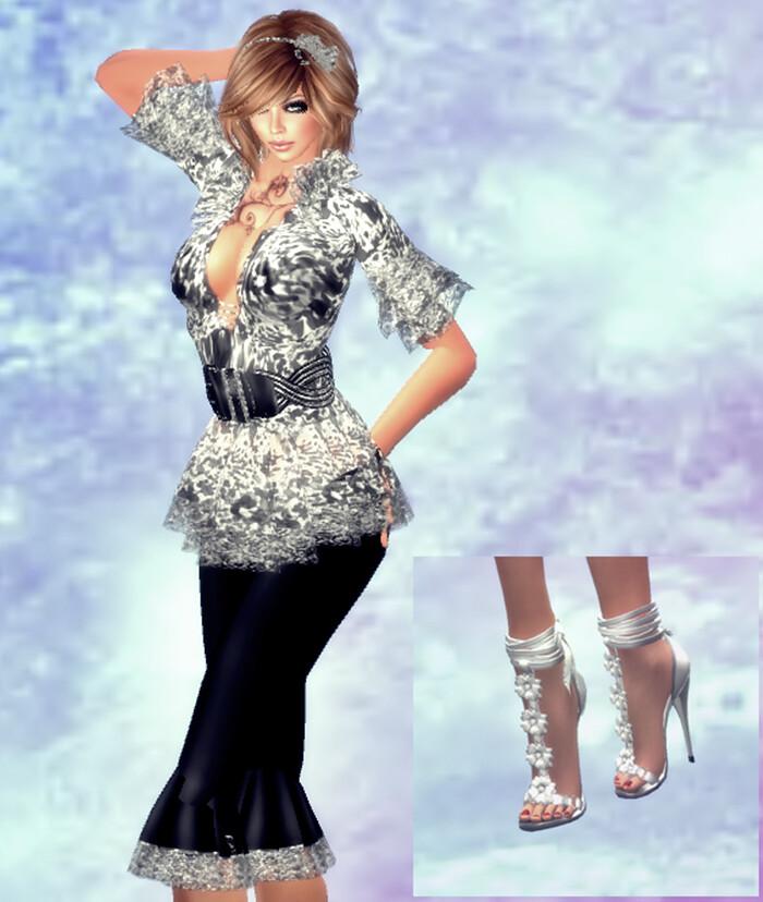 Mta - B&G Rosy Blanco + Morea Style Tamara Flower_001