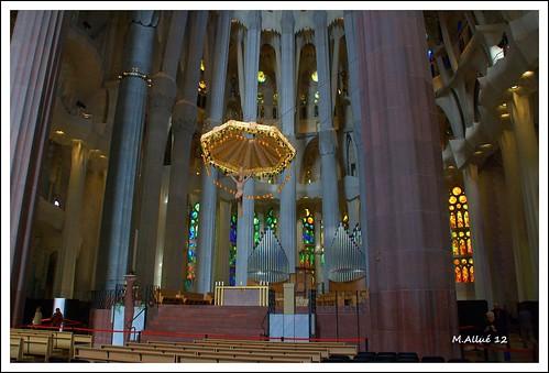 Sagrada Familia 3 by Miguel Allué Aguilar
