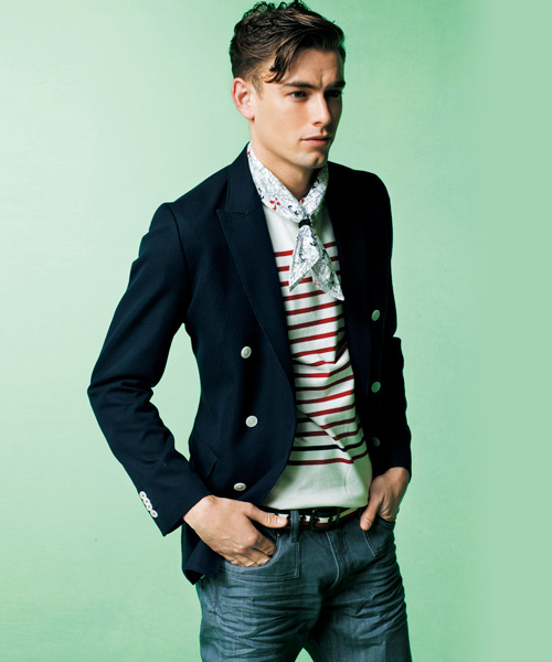 Colin Dack0077_m.f.editorial Men's spring Collection 2012