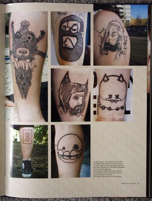 Graffiti Tattoo Vol. 2 - jerm IX Tattoo Project