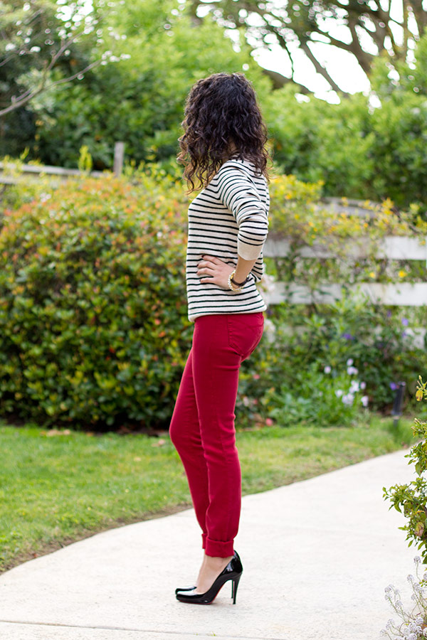 gap-red-jeggings-side