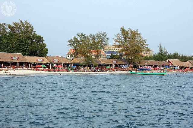 The Beaches of Sihanoukville