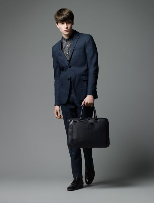 Hugh Vidler0001_Burberry Black Label SS12