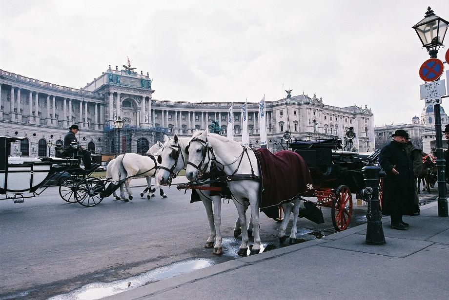維也納街景