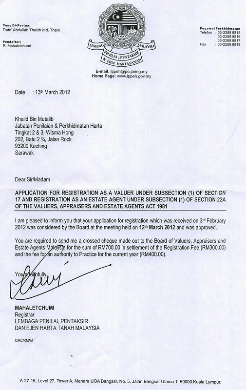 Surat lulus