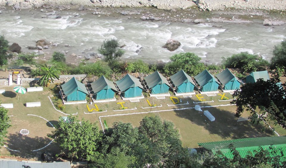 Camp Wildex, Rishikesh