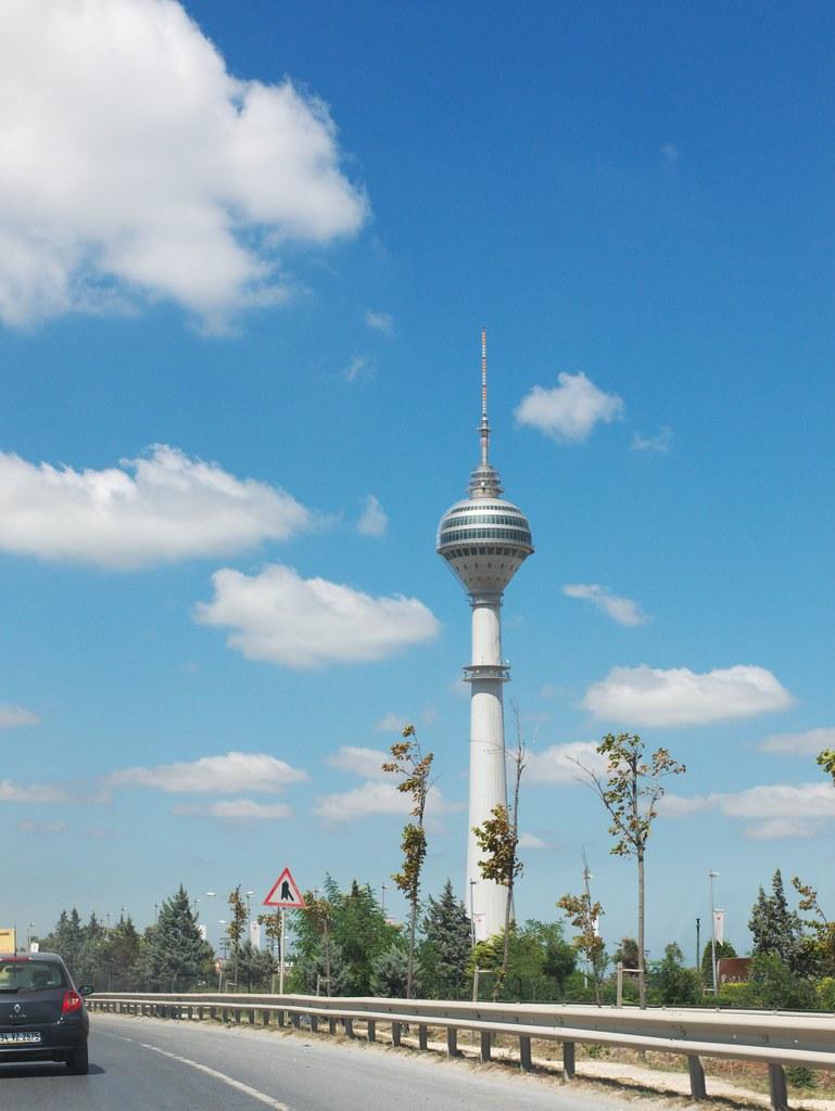 Endem TV Tower (Beylikdüzü Endem Televizyon Kulesi)
