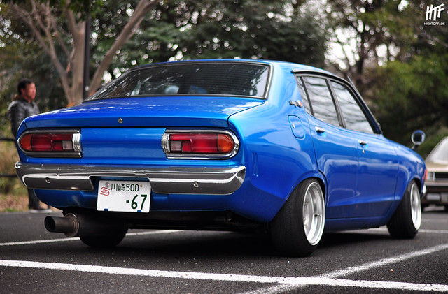 Show Me Your Lowered B 210 B210 Ratsun Forums