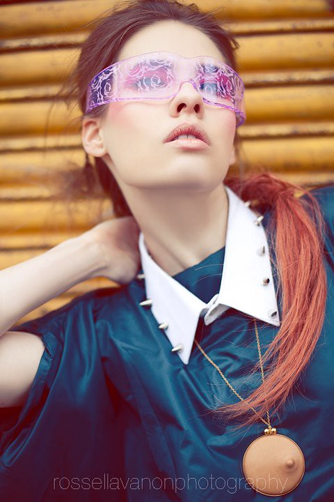 Editorial fashion photography by Rossella Vanon