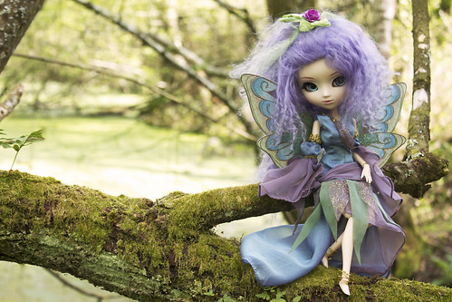 Celia in Fairyland