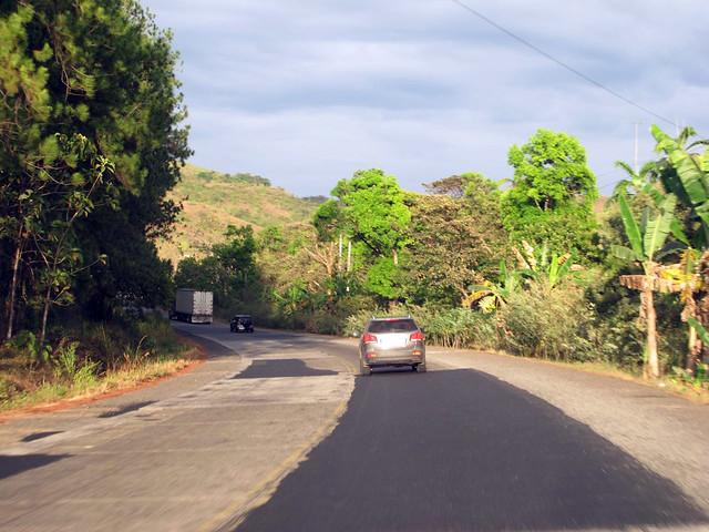 De volta a casa, pelos caminhos do Panamá