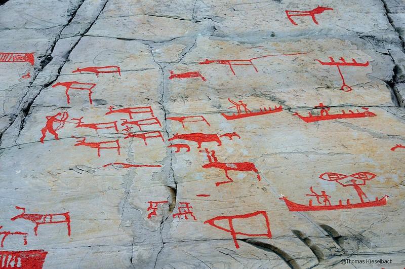Alta rock carvings alta norway spottinghistory