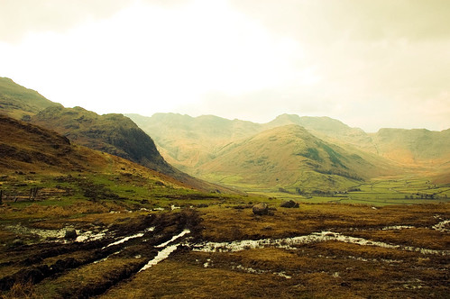 Lingmoor Fell, II by lucyshena