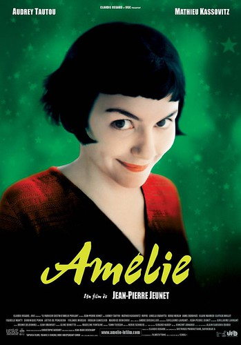 天使爱美丽 Le fabuleux destin d'Amélie Poulain (2001)