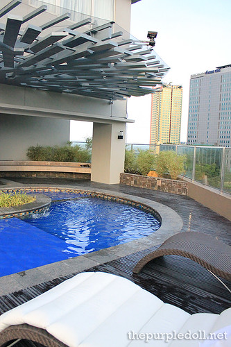 Acacia Hotel Manila Kid's Swimming Pool