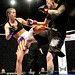 <p>Featured Photo for Apr 01, 11<br /> <br /> Stephanie Eggink & Cheryl Chan face off at MMA live in the cage 2010</p>