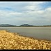 Rocky banks of the Irrawaddy River  -Kachin State, Myanmar