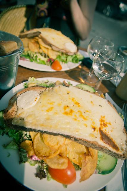 Salade chez Prosper
