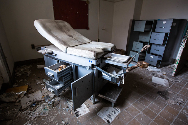 Hudson River State Hospital - Poughkeepsie, NY - 2012, Mar - 27.jpg