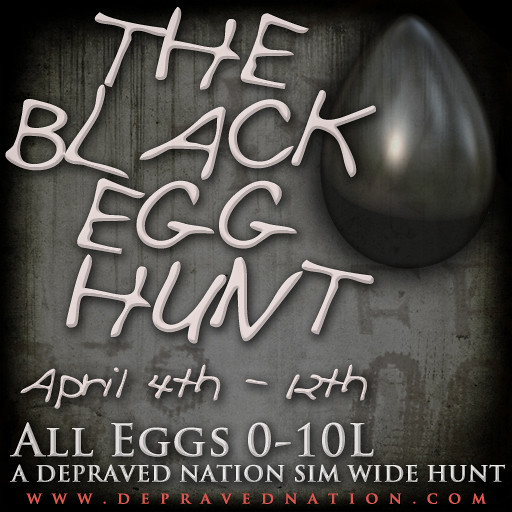 The Black Egg Hunt Poster