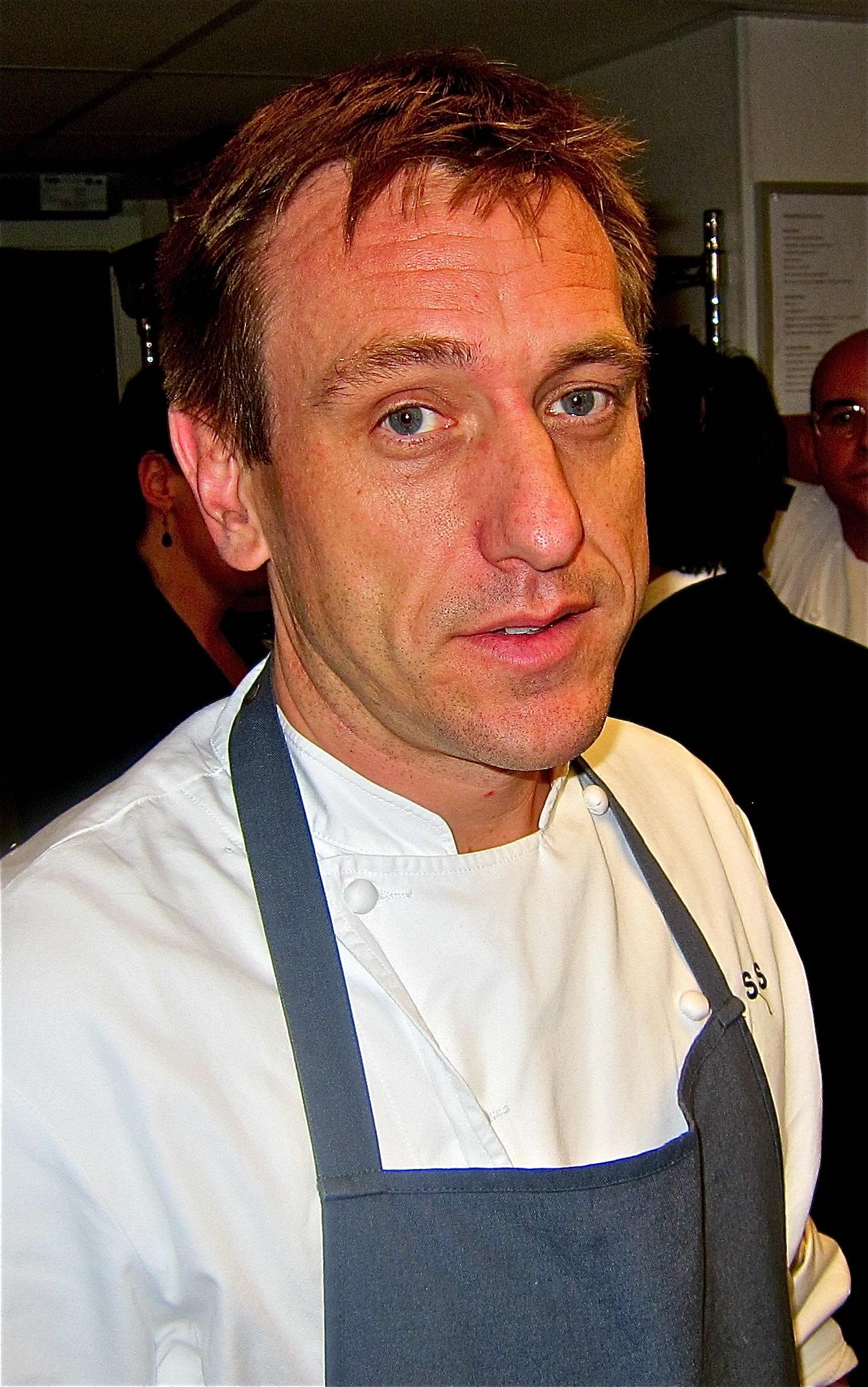 exec chef sonny sweetman
