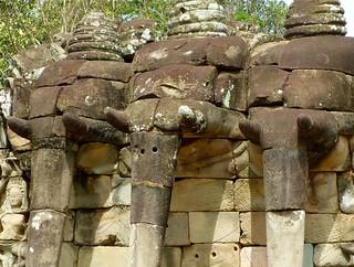 Terraza De Los Elefantes Coyolicatzin Flickr