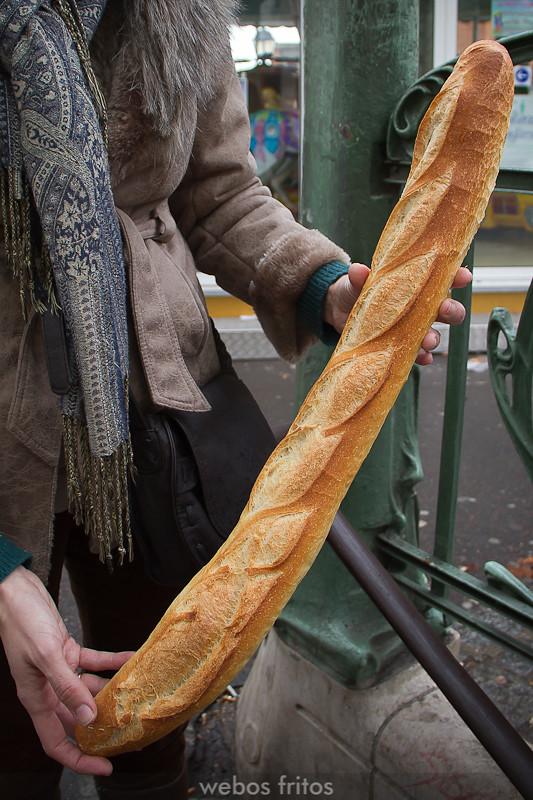 Baguette de Au Levain D'Antan