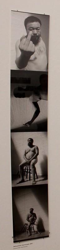 Selfportrait, Caochangdi 2001