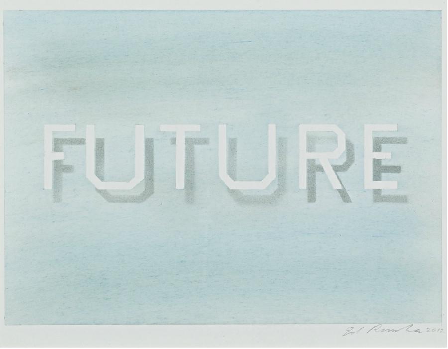 [ R ] Ed Ruscha - The Future (2012)