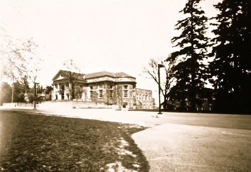 Creelman Hall by felixtrio