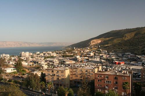 Tiberias late afternoon