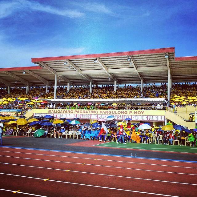 #Palaro2012 Palarong Pambansa 2012
