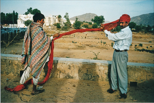 turban tying in india  1994